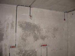 Электромонтажные работы в квартирах новостройках город Аксай