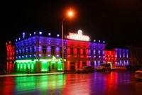 Наружное освещение: архитектурное освещение зданий и фасадов в г.Аксай