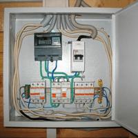 Монтаж, установка, замена, ремонт электрического щитка в Аксае. Ремонт электрощита Аксай. Индивидуальный квартирный электрощит в Аксае